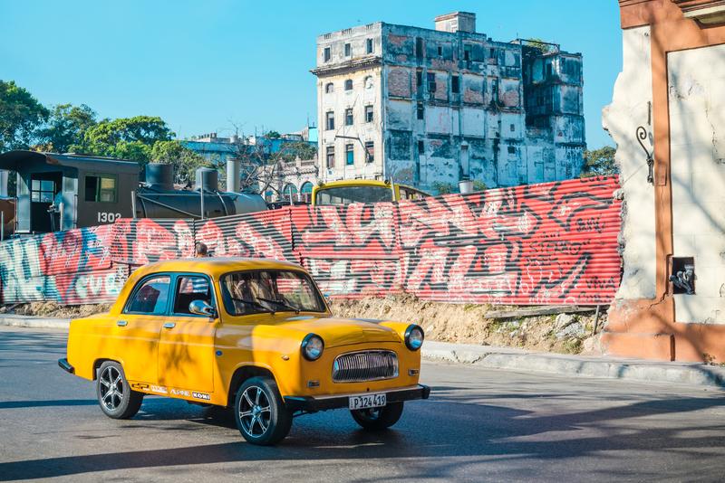 Sprachaufenthalt Kuba, Havanna