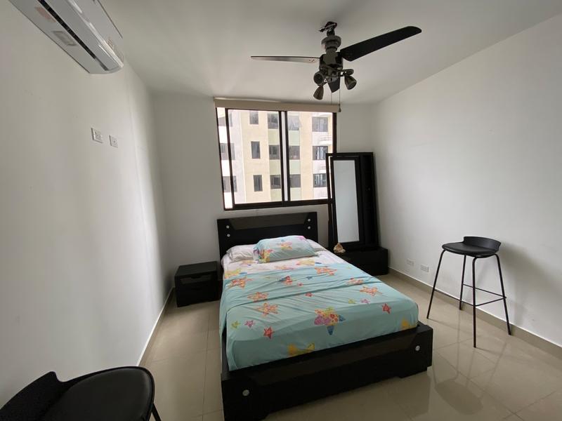 Sprachaufenthalt Panama, Panama City - EPA Español en Panamá - Accommodation - Shared Apartment - Schlafzimmer
