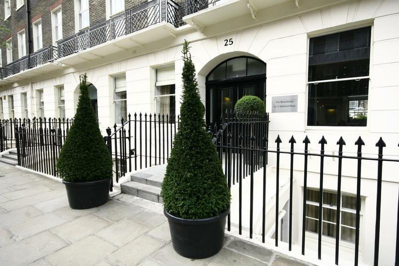 Sprachaufenthalt England, London - St Giles London Central - Accommodation - Hotel The Beauchamp - Eingang