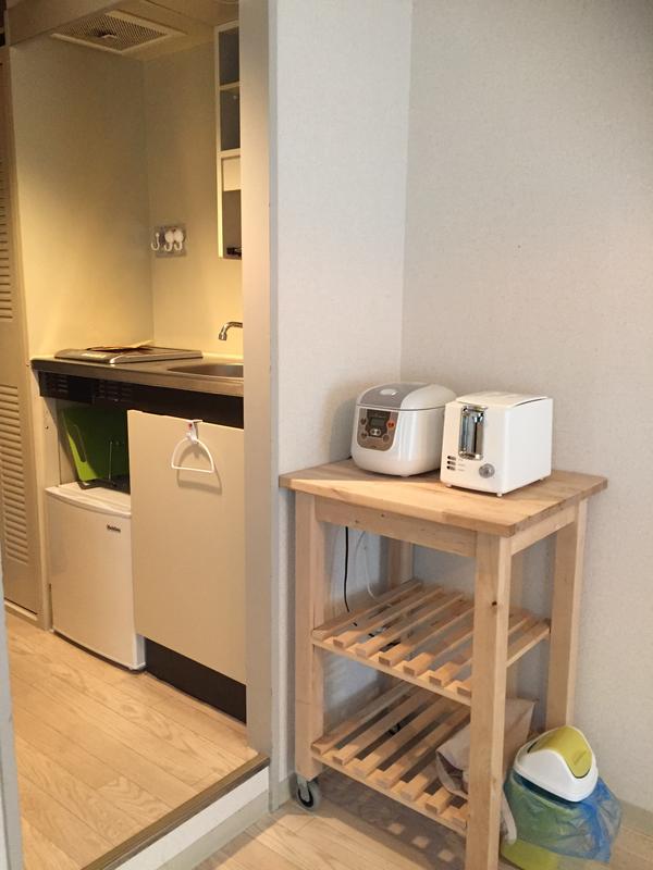 Sprachaufenthalt Japan, Kobe - Lexis Japan - Accommodation - Deco House Apartment - Zimmer