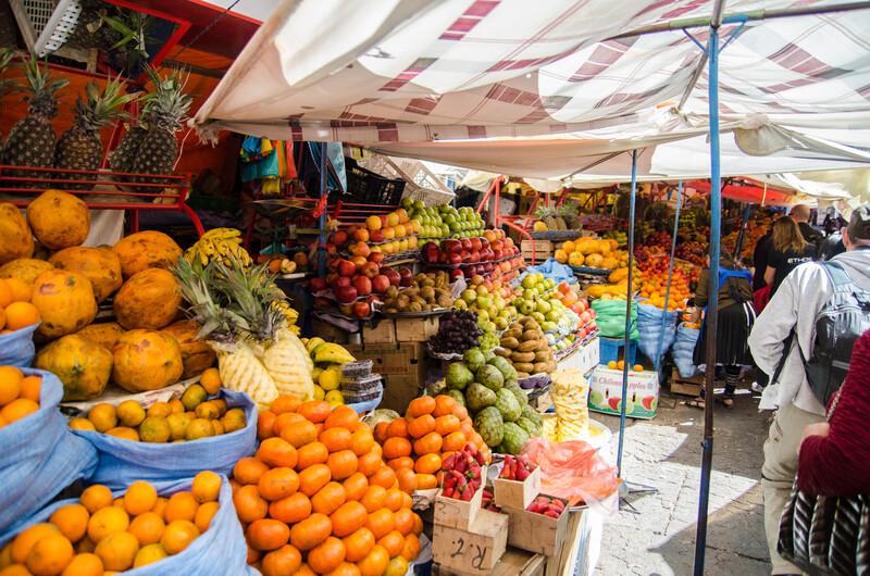 Séjour linguistique Bolivie, Sucre - Marché
