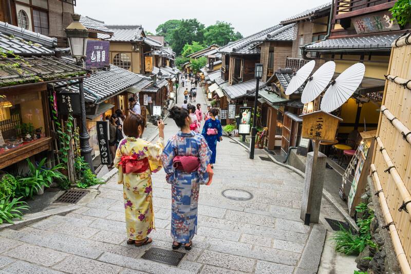 Séjour linguistique Japon, Kyoto - Geishas