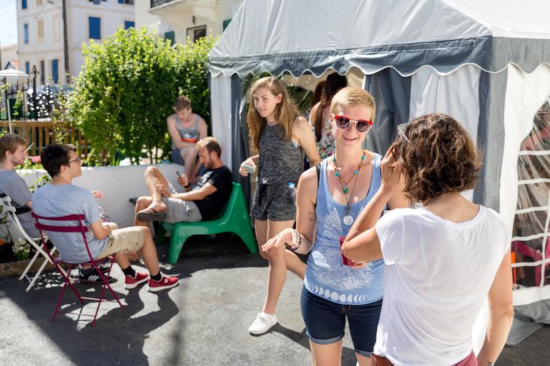 Séjour linguistique France, Biarritz - Biarritz Language Courses Institute BLCI - Étudiants