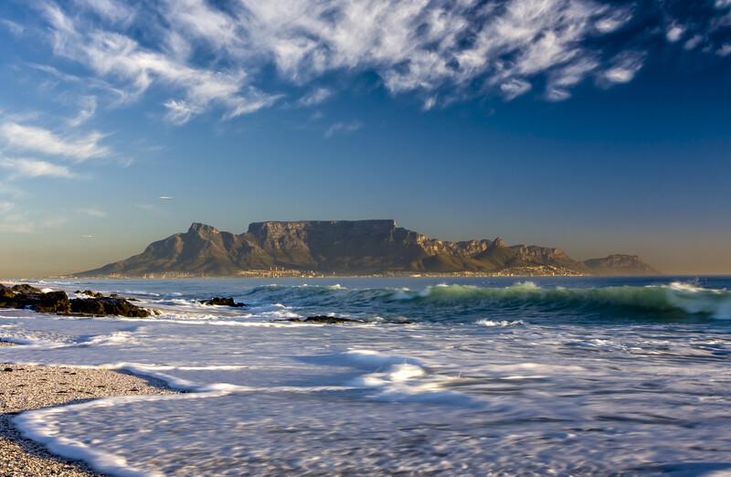 Sprachaufenthalt Südafrika, Capetown - Table Mountain