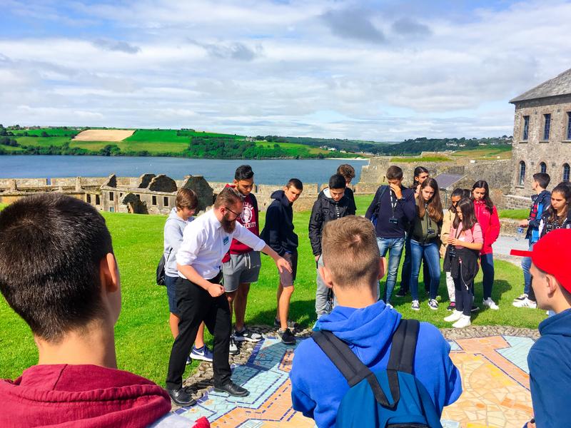 Séjour linguistique Irlande, Cork - Apollo Junior School Cork - Étudiants
