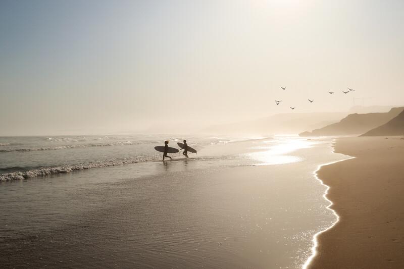 Sprachaufenthalt Portugal, Lissabon - Surfen