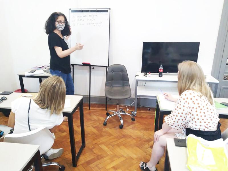 Sprachaufenthalt Argentinien, Buenos Aires - Expanish Buenos Aires - Lektionen
