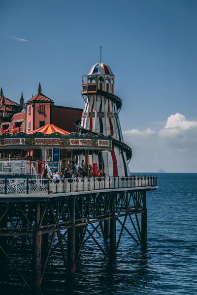 Séjour linguistique Angleterre, Brighton – Brighton Pier