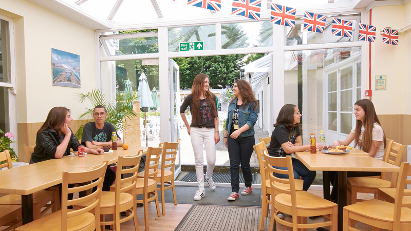 Sprachaufenthalt England, Eastbourne - St Giles Eastbourne - Studenten