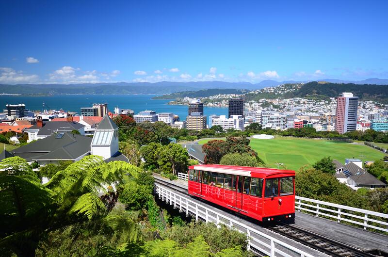 Séjour linguistique Nouvelle Zélande - Wellington