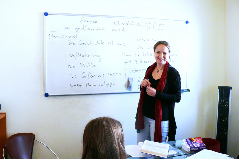 Sprachaufenthalt Deutschland, Heidelberg - OISE Heidelberg - Lektionen