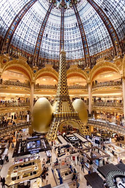 Séjour linguistique France, Paris - Lafayette
