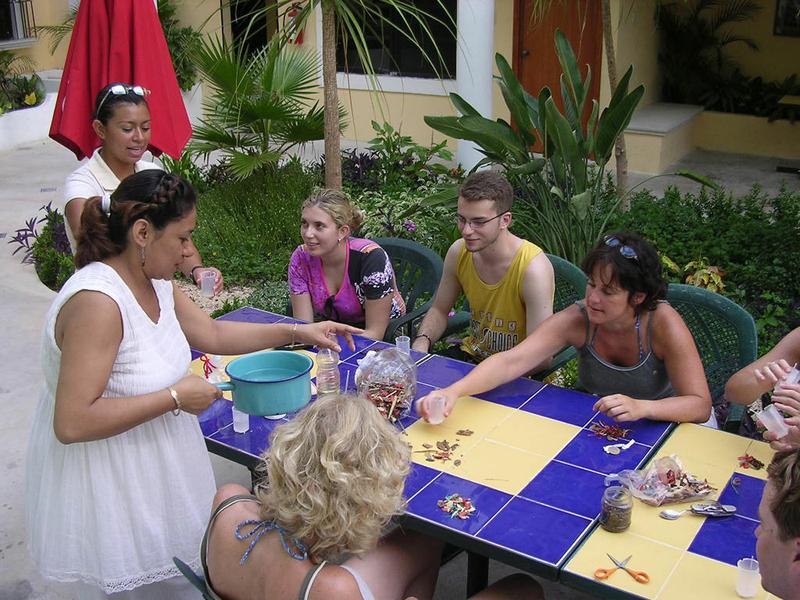 Sprachaufenthalt Mexico, Playa del Carmen - International House Playa del Carmen - Studenten