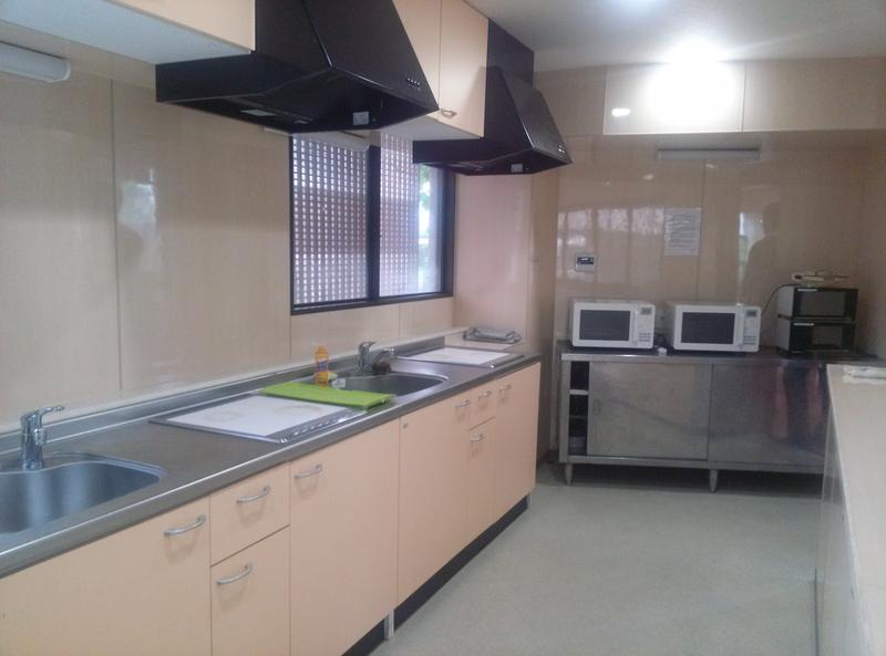 Sprachaufenthalt Japan, Kobe - Lexis Japan - Accommodation - Student House J&F - Küche