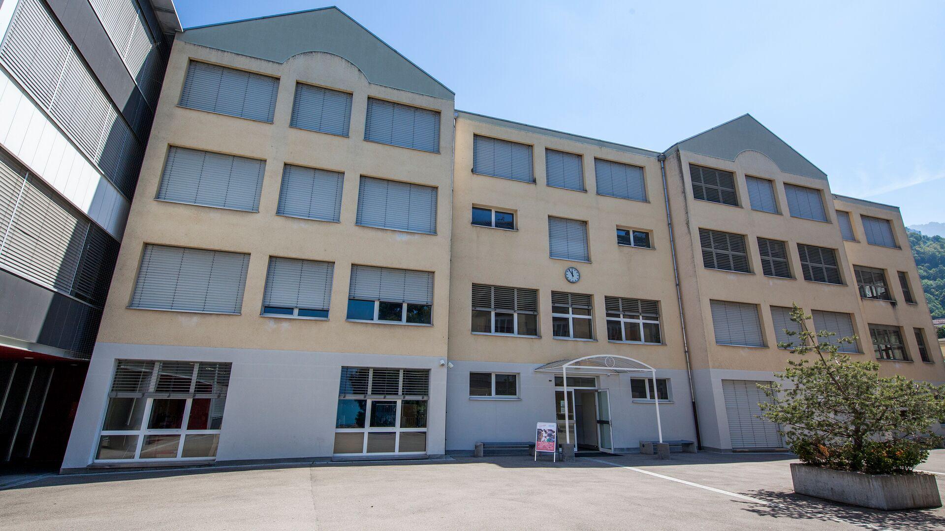 Sprachaufenthalt Schweiz, Montreux - Alpadia Language School Montreux Riviera - Schule