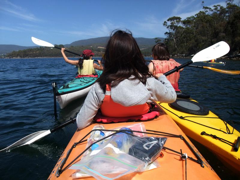 Sprachaufenthalt Australien, Tasmanien - Tasmanian College of English Hobart - Ausflug