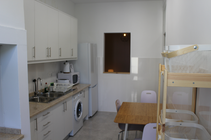 Sprachaufenthalt Portugal, Lissabon - CIAL Lisboa - Accommodation - CIAL Shared Apartment Lisboa - Küche