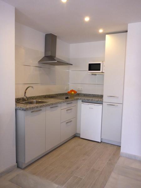 Sprachaufenthalt Spanien, Nerja - Escuela de Idiomas Nerja - Accommodation - Apartment Club Costa Nerja - Küche