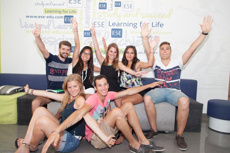 Séjour linguistique Malta, St Julians - European School of English Malta - Étudiants