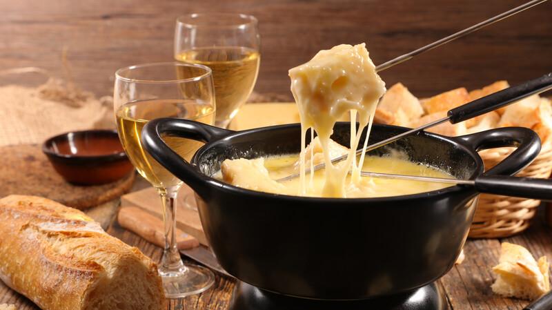 Sprachaufenthalt Frankreich, Annecy - Restaurant le Freti