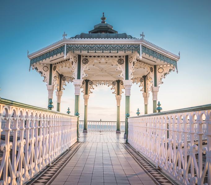 Sprachaufenthalt England, Brighton - Pavillon
