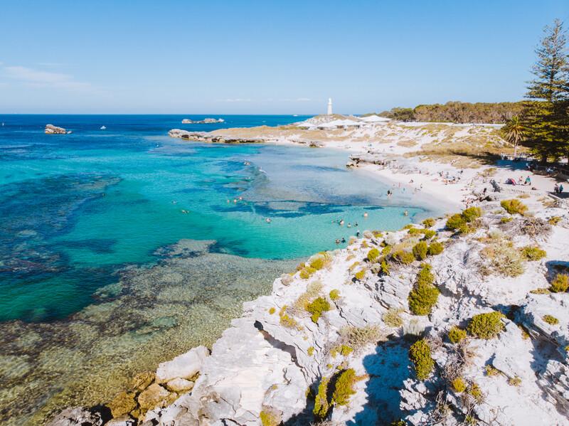 Sprachaufenthalt Australien, Perth - Rottnest Island