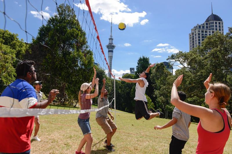 Sprachaufenthalt Neuseeland, Auckland - Languages International - Students