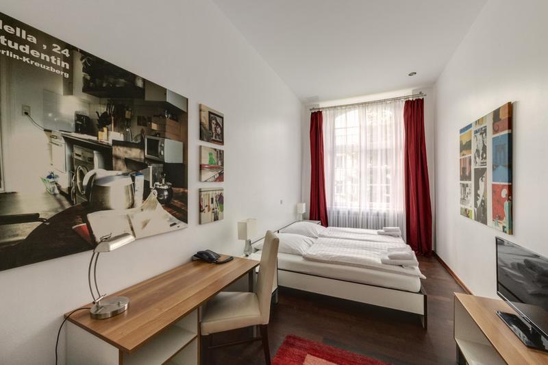 Sprachaufenthalt Deutschland, Berlin - GLS Sprachenzentrum Berlin - Accommodation - On Campus Apartment - Doppelzimmer