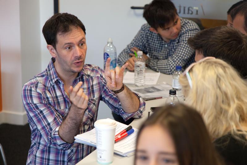 Séjour linguistique Angleterre, London – EC London - Leçon