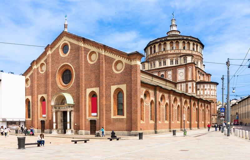 Séjour linguistique Italie, Milan - Santa Maria delle grazie