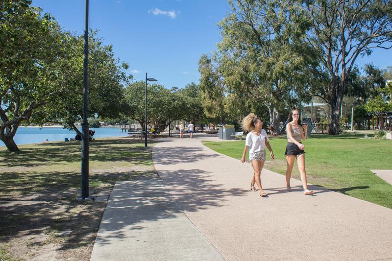 Séjour linguistique Australie, Sunshine Coast - Parque