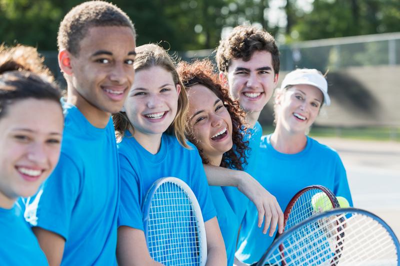 Sprachaufenthalt - Tennis - Jugendliche