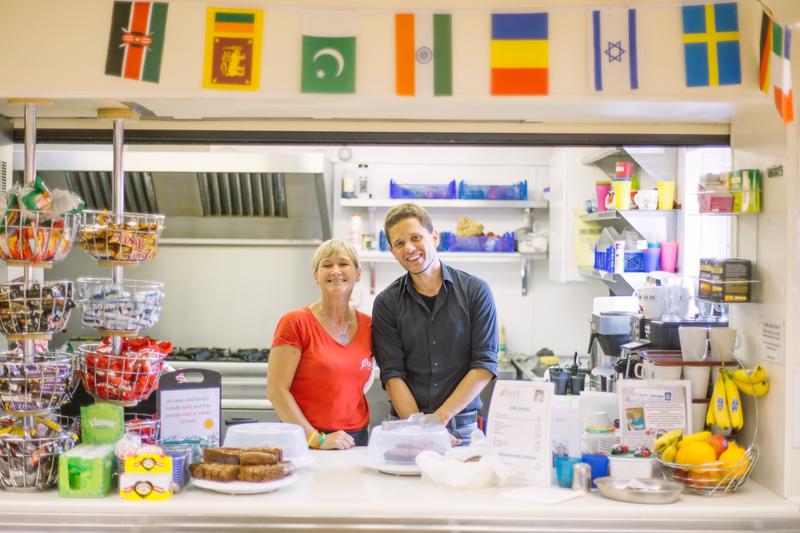 Séjour linguistique Angleterre, Bournemouth – BEET - Cantine