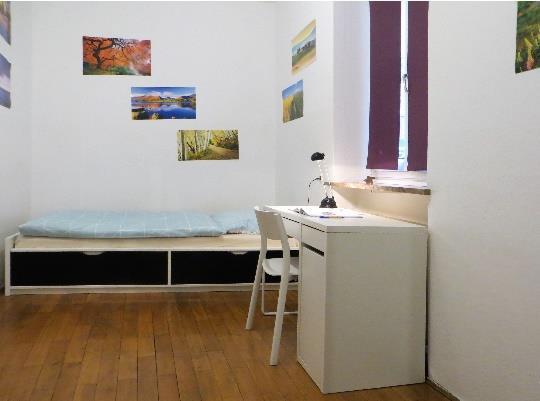 Sprachaufenthalt Deutschland, München - BWS Germanlingua Munich - Accommodation - Shared Apartment - Zimmer