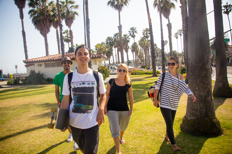 Séjour linguistique USA, Santa Barbara - Kaplan Santa Barbara - Temps libre
