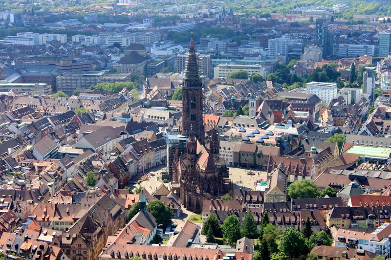 Séjour linguistique Allemand, Firbourg-en-Brisgau - Münster