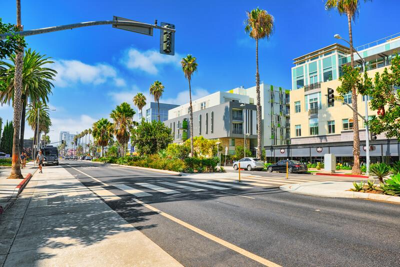 Séjour linguistique États-Unis, Los Angeles - Santa Monica
