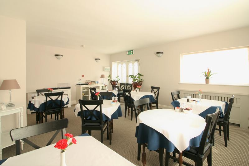 Sprachaufenthalt England, Torquay - Torquay International School - Accommodation - Apartment - Saal