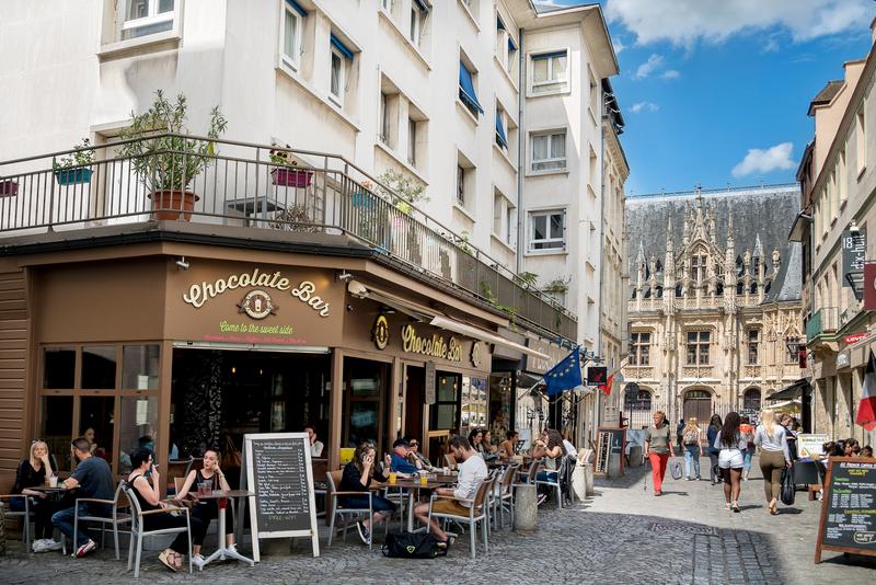 Sprachaufenthalt Frankreich, Rouen