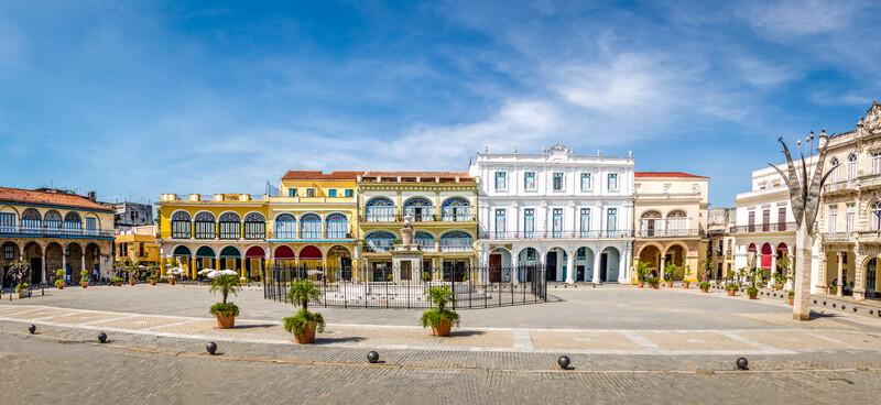 Sprachaufenthalt Kuba, Havanna - Plaza Vieja