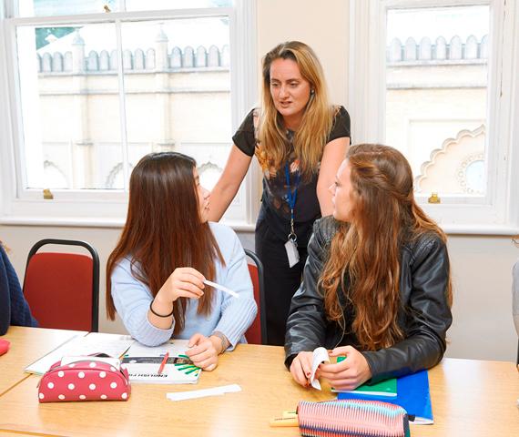 Séjour linguistique Agleterre, Brighton – St. Giles Brighton - Leçon