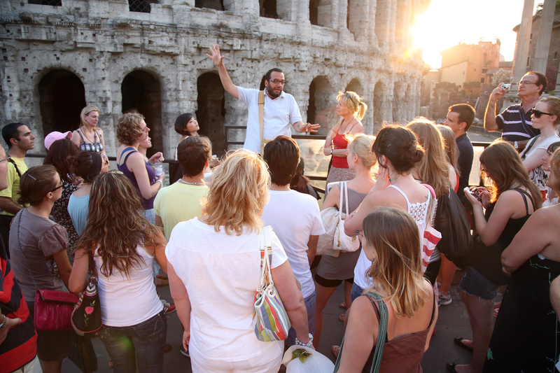 Séjour linguistique Italie, Rom - Scuola Leonardo da Vinci Roma - Étudiants