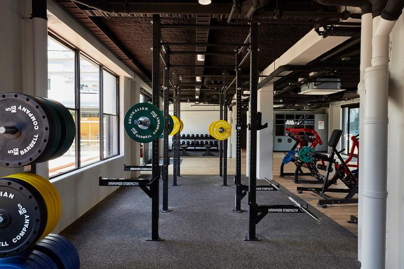 Sprachaufenthalt Australien, Melbourne - Discover English Melbourne - Accommodation - Residenz le Student 8 - Gym