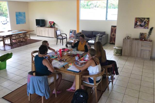 Sprachaufenthalt Tahiti, Punaauia - Le Cours de École Papara Tahiti - École
