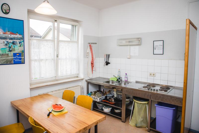 Sprachaufenthalt Deutschland, Radolfzell - Carl Duisberg Centren Radolfzell - Accommodation - Apartment Schiedelenweg - Küche