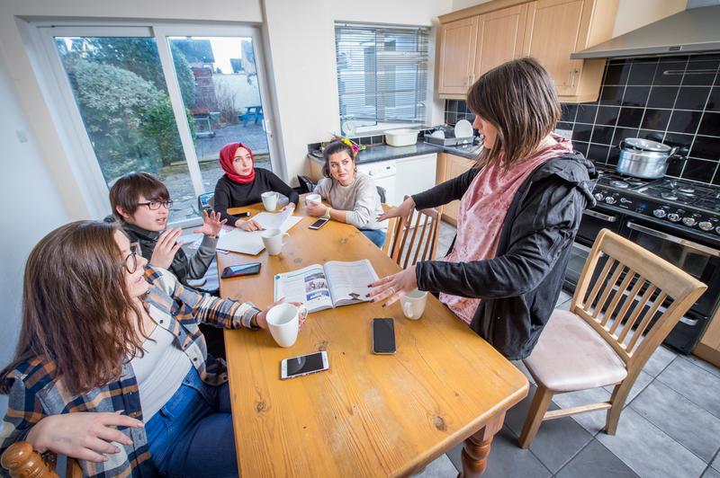 Sprachaufenthalt England, Bournemouth - BEET Language Centre Bournemouth - Accommodation - Student House - Küche