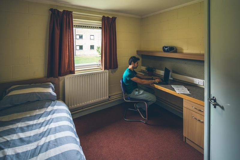 Sprachaufenthalt Engand, Belfast - International House Belfast - Accomodation - Residenz - Zimmer
