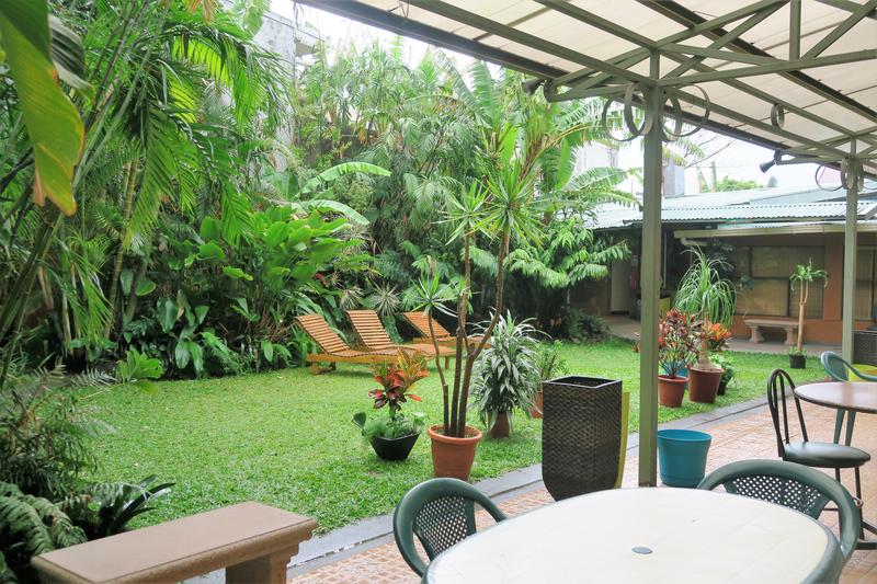 Séjour linguistique Costa Rica - San José - Costa Rican Language Academy - Jardin