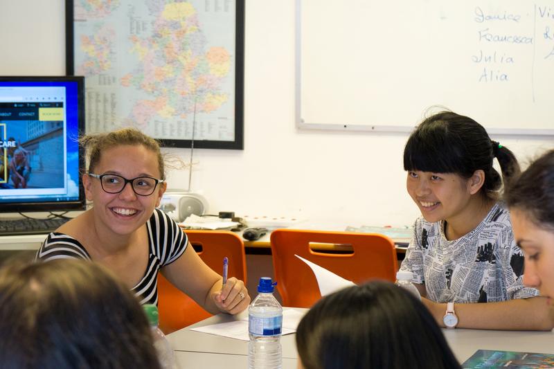 Sprachaufenthalt Sprachreise Englisch England in Oxford CES