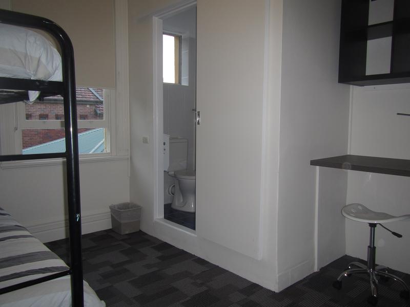Sprachaufenthalt Australien, Sydney - Lexis Sydney Manly - Accommodation - Bunkhouse - Schlafzimmer